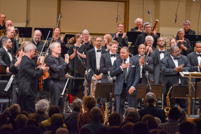 JLCO with Wynton Marsalis and St. Louis Symphony