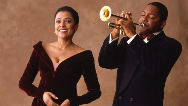 Wynton Marsalis with Kathleen Battle and Orchestra of St. Luke's