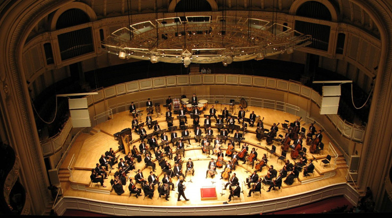 JLCO with Wynton Marsalis and Chicago Symphony Orchestra
