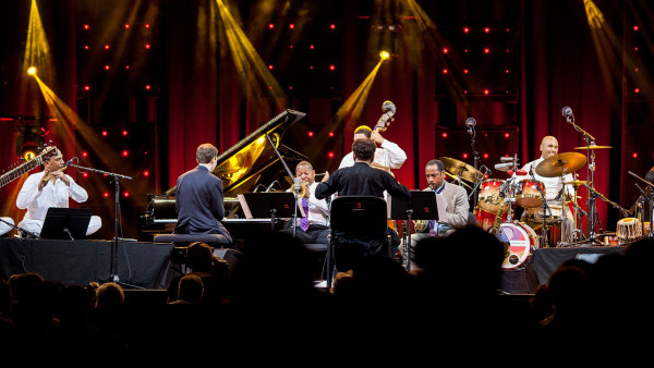 JLCO with Wynton Marsalis featuring The Sachal Jazz Ensemble
