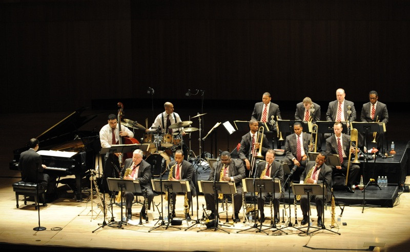 JLCO with Wynton Marsalis and West Australian Symphony Orchestra