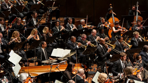 JLCO with Wynton Marsalis and Melbourne Symphony Orchestra