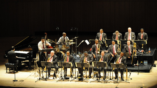JLCO with Wynton Marsalis and the New Zealand Symphony Orchestra