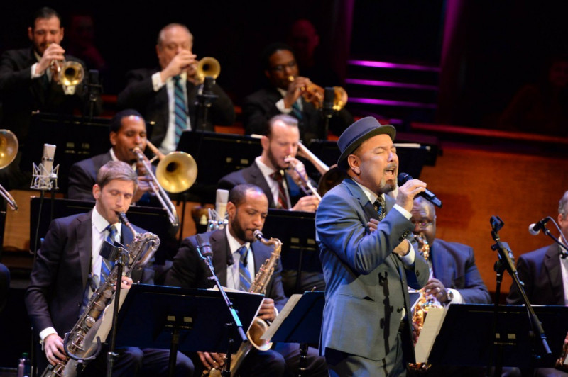 JLCO with Wynton Marsalis featuring Rubén Blades