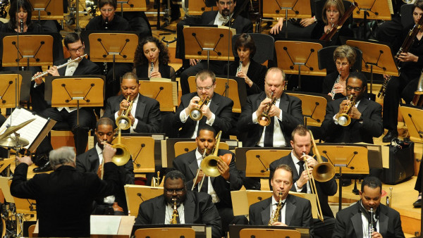 JLCO with Wynton Marsalis and the Los Angeles Philharmonic
