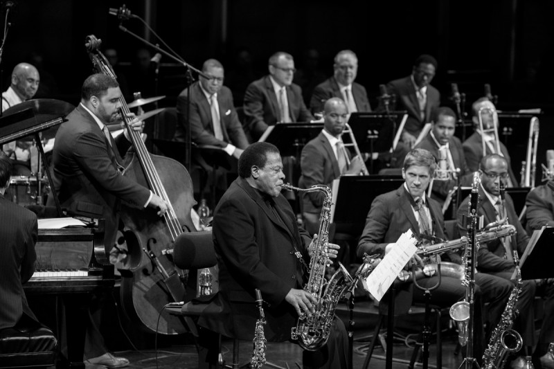JLCO with Wynton Marsalis featuring Wayne Shorter