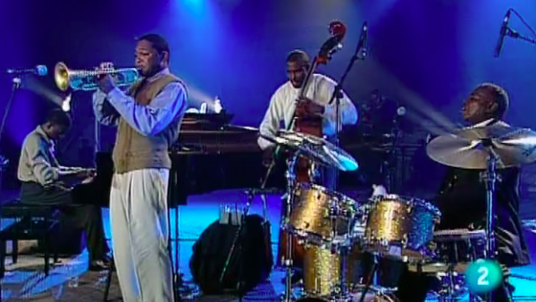 Elvin Jones Special Quartet with Wynton Marsalis