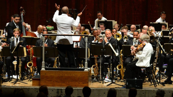 JLCO with Wynton Marsalis and The Cleveland Orchestra