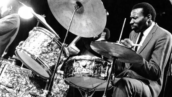 Elvin Jones Jazz Machine with Wynton Marsalis
