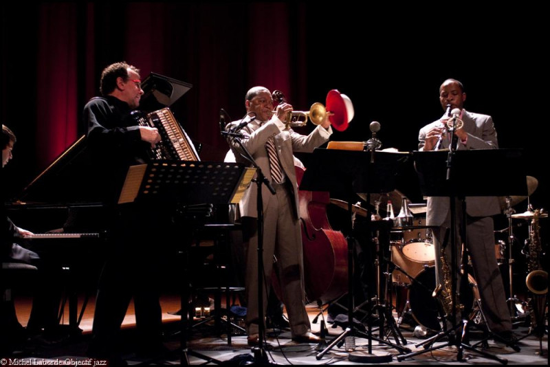 Wynton Marsalis Quintet featuring Richard Galliano