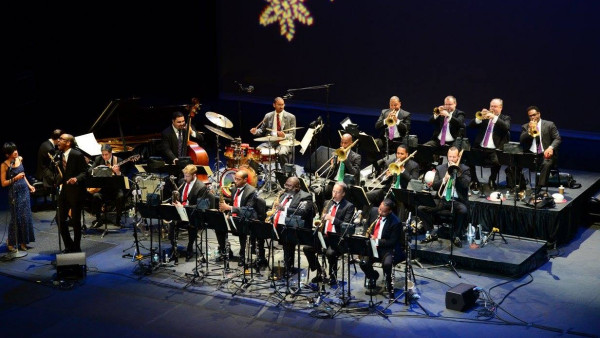 JLCO with Wynton Marsalis featuring Denzal Sinclaire and Audrey Shakir