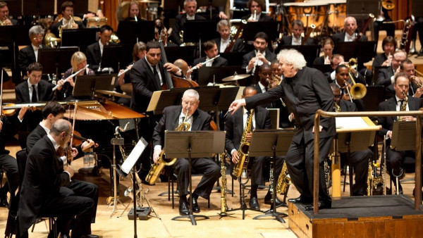 JLCO with Wynton Marsalis and The London Symphony Orchestra