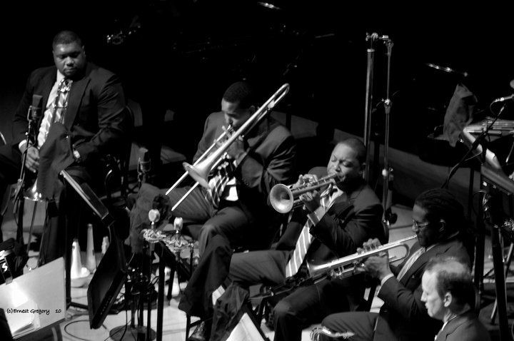 Wynton Marsalis with Cecile Licad and All-Star Jazz Ensemble