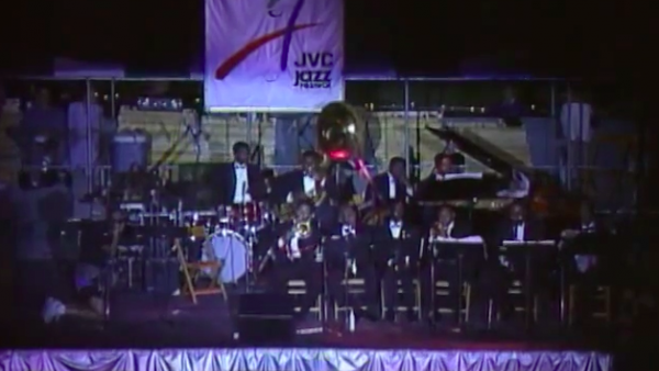 Wynton Marsalis with the Original Liberty Jazz Band
