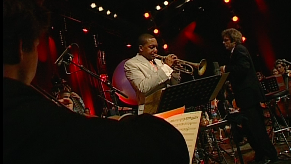 Wynton Marsalis Quartet with Strings