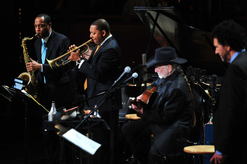 Wynton Marsalis Quintet with Willie Nelson