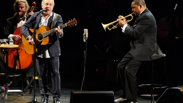 JLCO with Wynton Marsalis featuring Paul Simon
