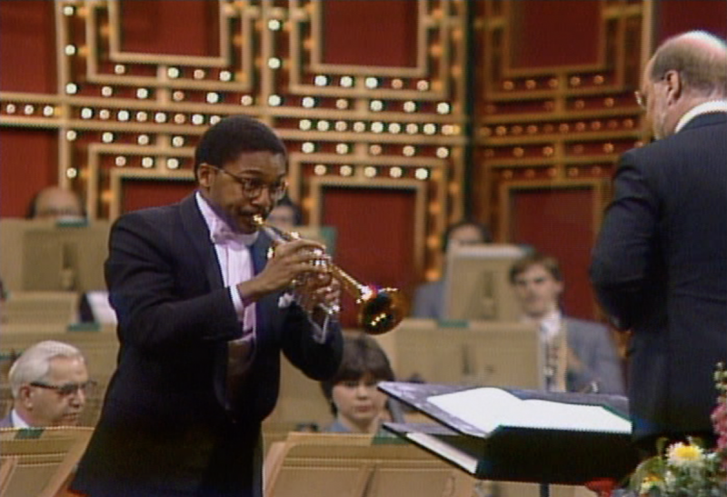 Wynton Marsalis with the Boston Pops Orchestra