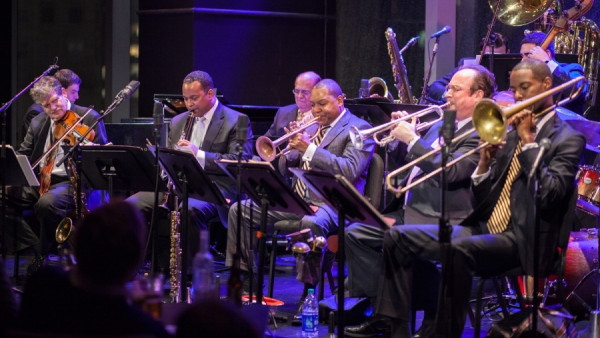 Wynton Marsalis with Vince Giordano