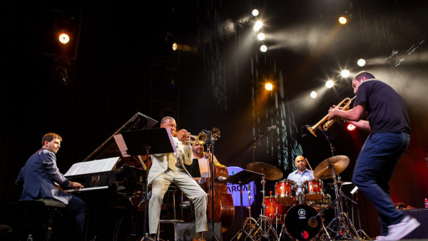 Wynton Marsalis Quartet with Ibrahim Maalouf Group