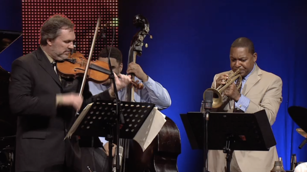 Wynton Marsalis Quintet featuring Mark O'Connor and Frank Vignola