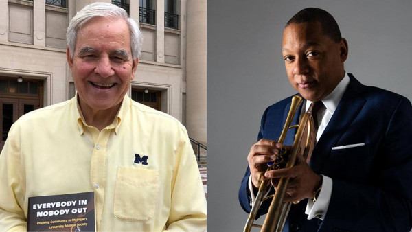 Ken Fischer and Wynton Marsalis: Everybody In, Nobody Out