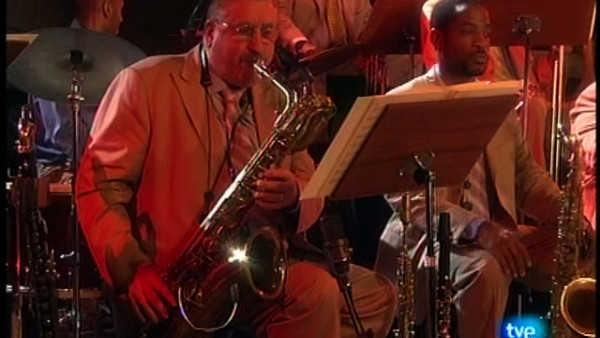 Basque Song - JLCO with Wynton Marsalis at Vitoria Jazz Festival 2006