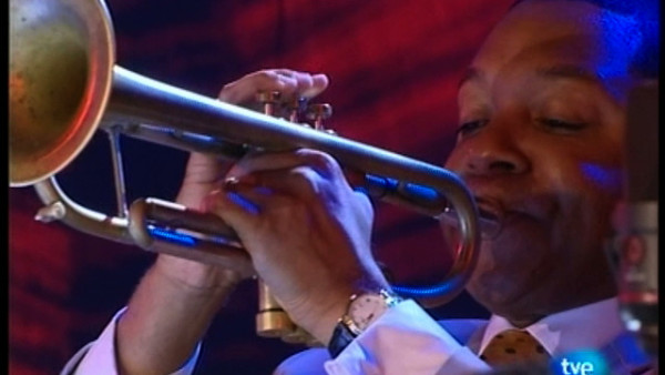 Blood Cry - JLCO with Wynton Marsalis at Vitoria Jazz Festival 2006