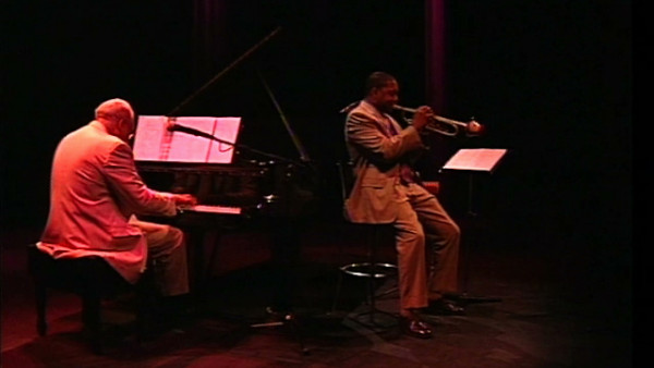Jitterbug Waltz - Wynton and Ellis Marsalis at Vitoria Jazz Festival 2001