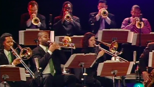 Iñaki's Decision - JLCO with Wynton Marsalis at Vitoria Jazz Festival 2001