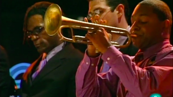 Tight Like This - JLCO with Wynton Marsalis at Vitoria Jazz Festival 2001