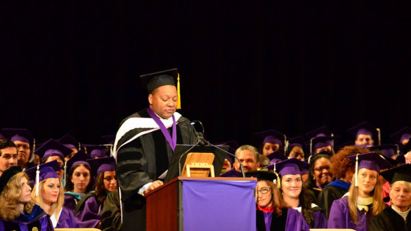 dr. morrows graduation speech