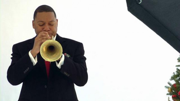 Christmas Jazz Jam Photo Shoot (Part III)