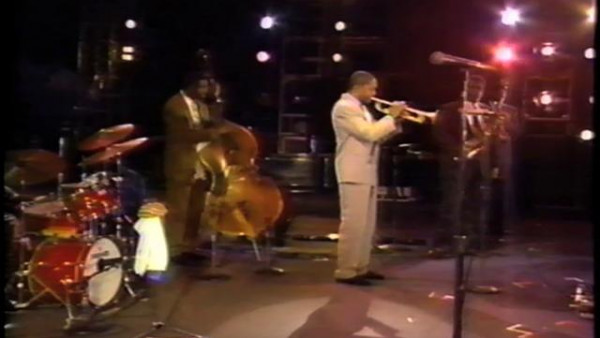 Amnesty International Concert in Chile (1990) - Wynton Marsalis Septet