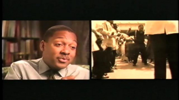 Wynton honored with the Algur H. Meadows Award 1997