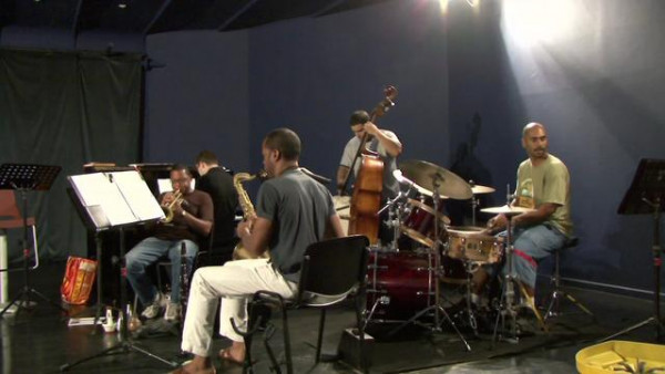 Mind on Tunisia (rehearsal) - Wynton Marsalis Quintet at Jazz in Marciac 2007