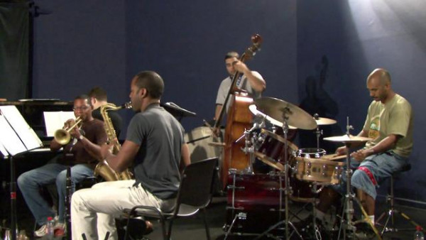 Broke Like Bone (Part II, rehearsal) - Wynton Marsalis Quintet at Jazz in Marciac 2007
