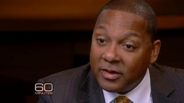 Wynton Marsalis on CBS' 60 Minutes (Part 1)