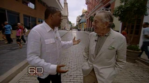 Wynton Marsalis on CBS' 60 Minutes (Part 2)