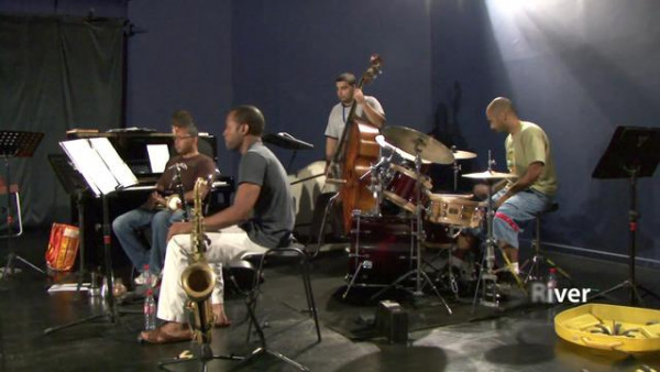 Deep River (rehearsal) - Wynton Marsalis Quintet at Jazz in Marciac 2007