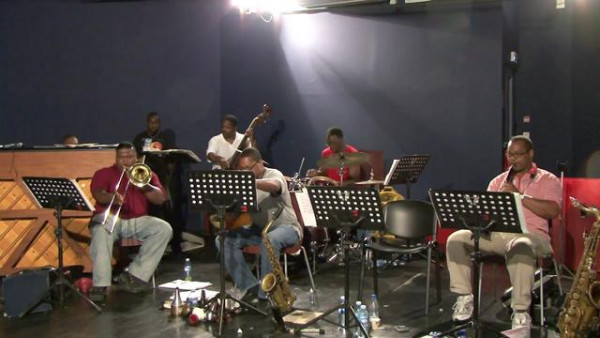 What Have You Done (rehearsal) - Wynton Marsalis Septet at Jazz in Marciac 2007
