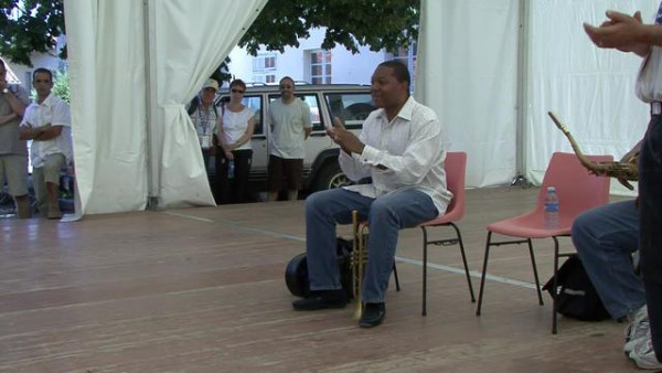 The Swing - Masterclass in Marciac 2007 (Part I)