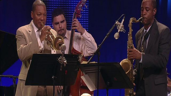 Sophie Rose-Rosalee - Wynton Marsalis Quintet at Jazz in Marciac 2011