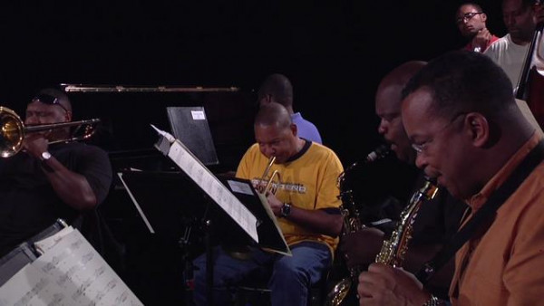 Son (rehearsal) - Wynton Marsalis Septet at Jazz in Marciac 2008
