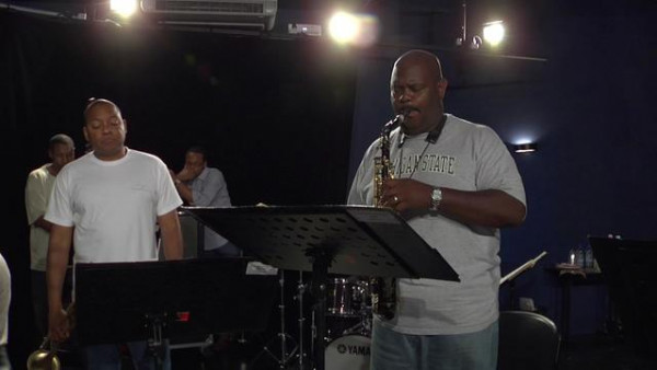 Superb Starling (rehearsal) - Wynton Marsalis Septet at Jazz in Marciac 2008