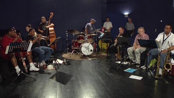 Dear Old Southland (rehearsal) - Wynton Marsalis Sextet at Jazz in Marciac 2009