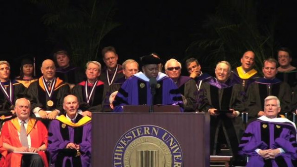 Northwestern Commencement Speech 2009