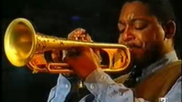 Pursuance - Elvin Jones Special Quartet with Wynton Marsalis at Vitoria Jazz Festival (1997)