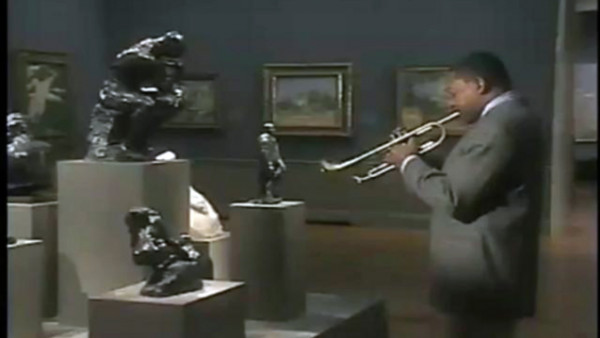 Wynton Marsalis Plays The Cleveland Museum of Art (excerpts)