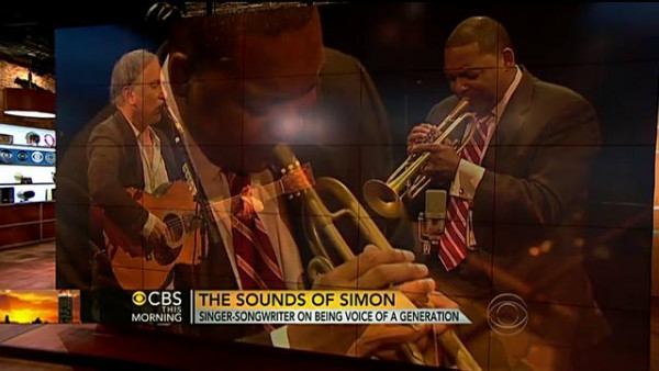 Wynton and Paul Simon sit down to talk music on CBS This Morning